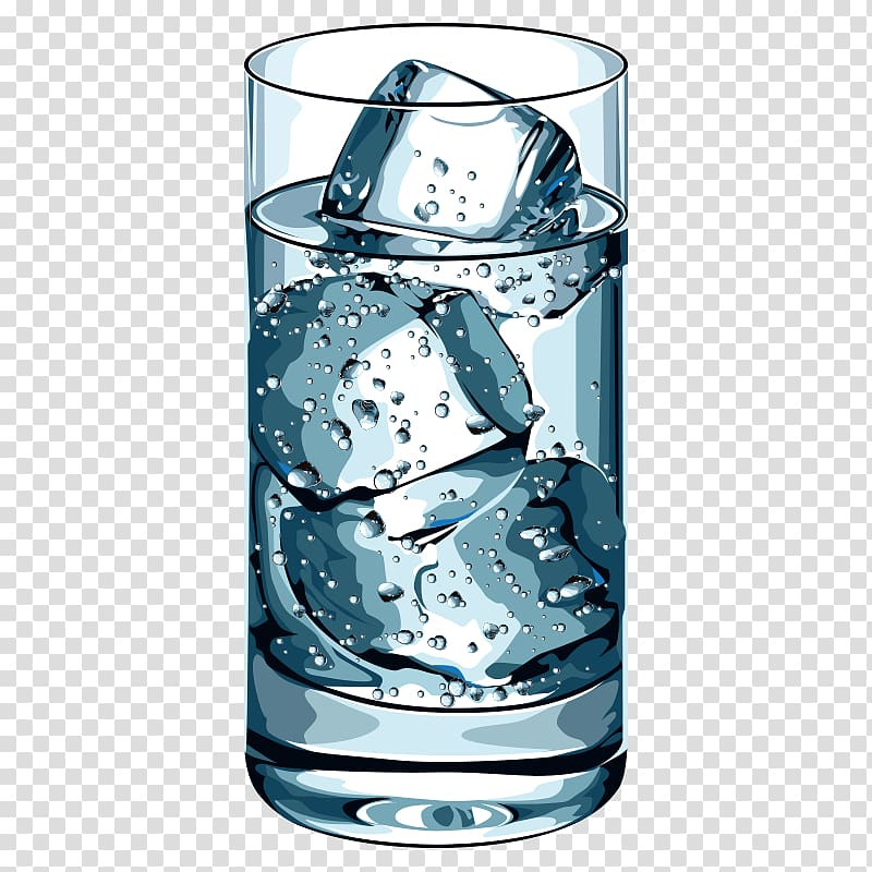 Soft drink Iced tea, cold drink,Drink transparent background.