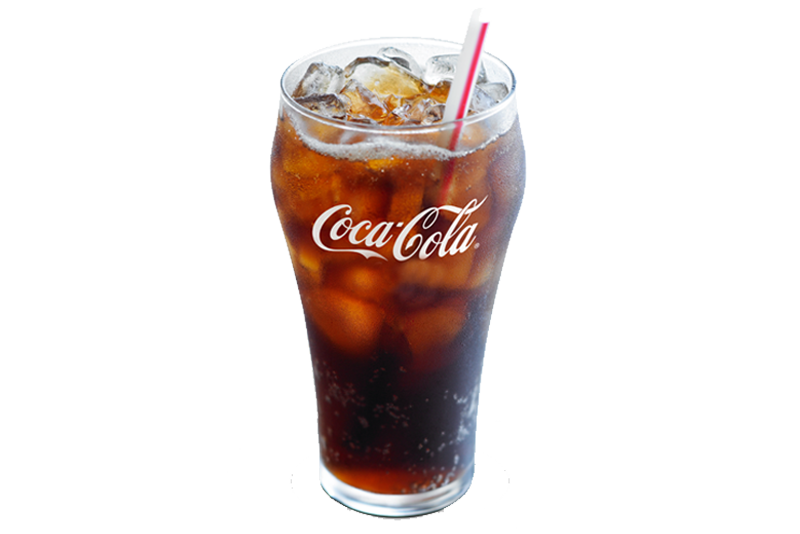 Coca Cola bottle PNG image download free.