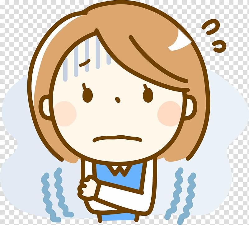 Happy Face, Sleep, Fatigue, Headache, Disease, Common Cold.