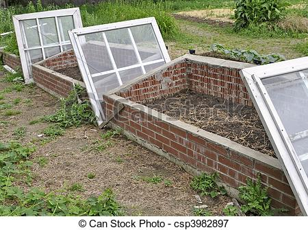 Cold frame clipart #15