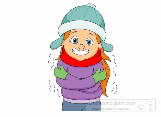 Cold Clipart Images.
