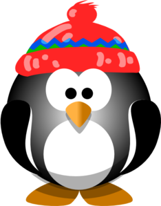 cold penguin clipart 70767.