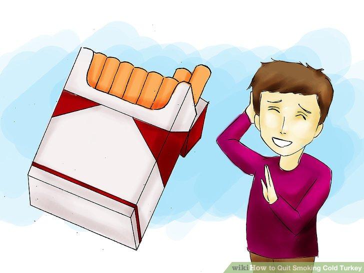 3 Ways to Quit Smoking Cold Turkey.