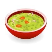 Vegetable Soup Clipart.