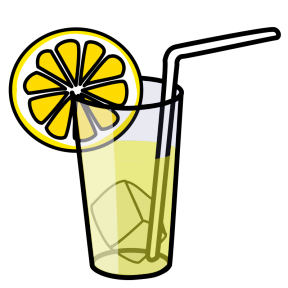 Ice Cold Water Clipart.