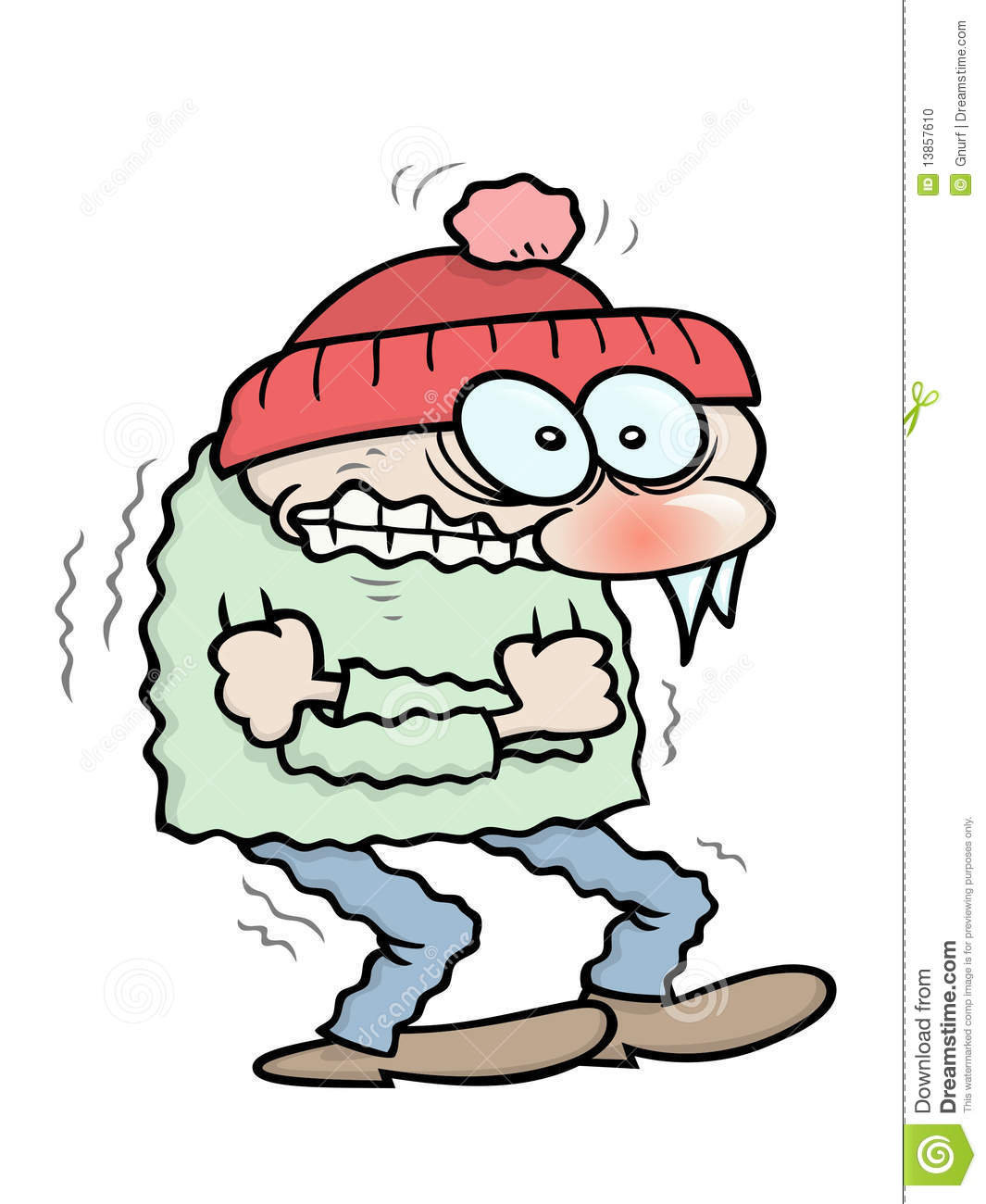 Freezing Cold Weather Clipart Free.