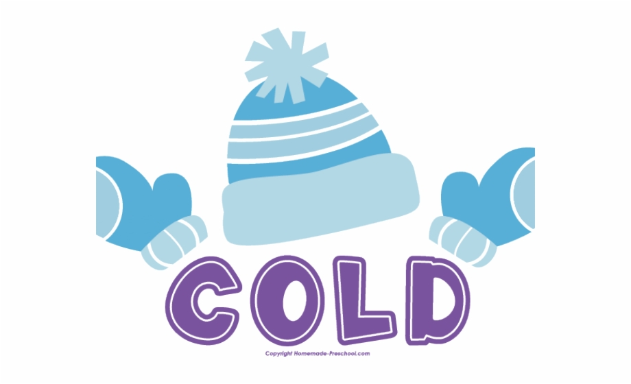 Cold Cold Weather Winter Clipart.