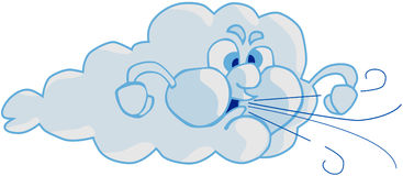 Cold wind clipart 2 » Clipart Station.