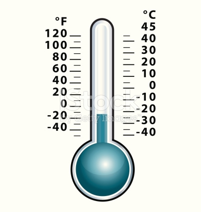 Cold Snap Thermometer Icon stock vector art 474324391.