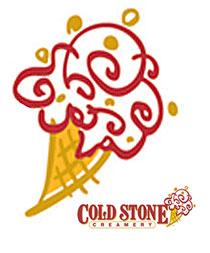 Cold Stone Creamery.