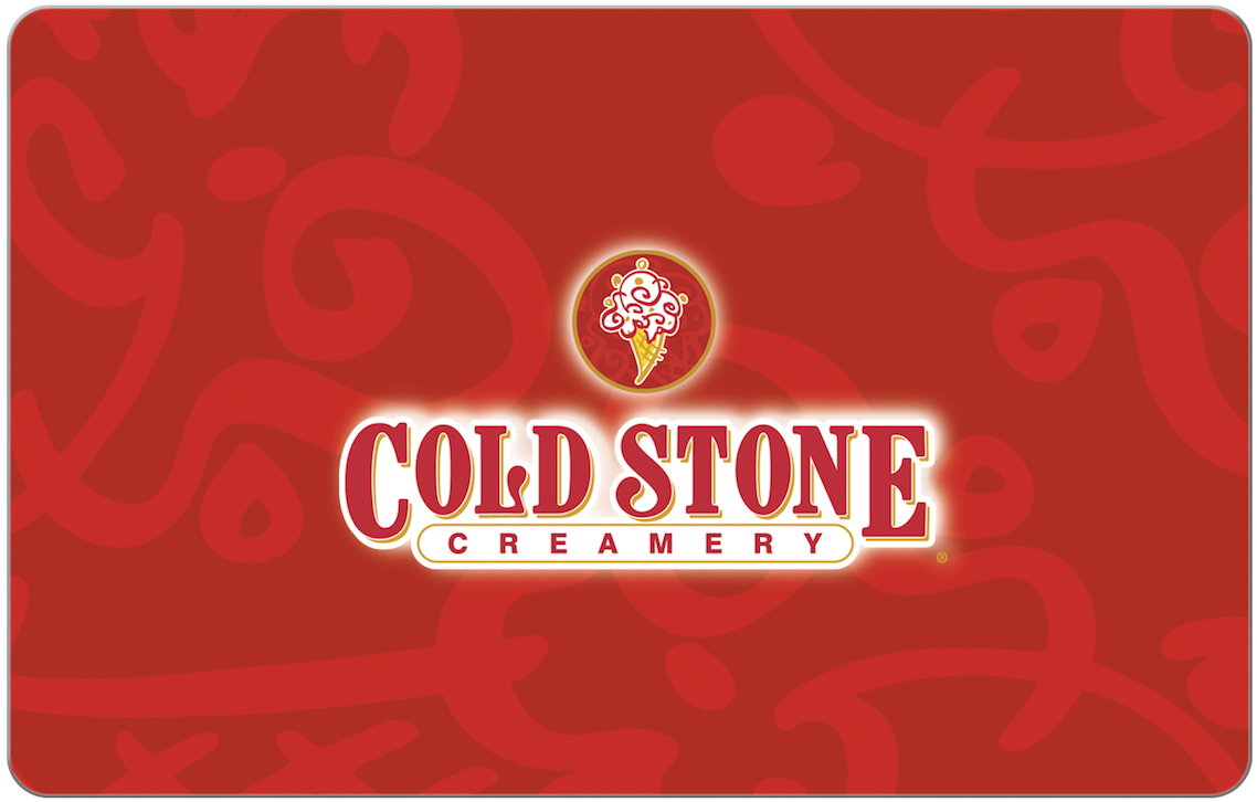 Cold Stone Creamery eGift Card.