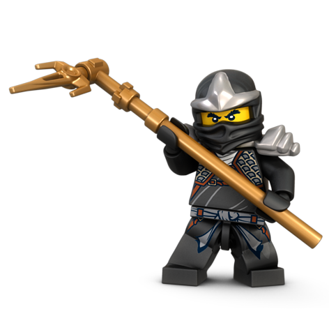 Cole Ninja Clipart.