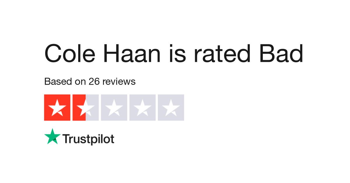 Cole Haan Reviews.