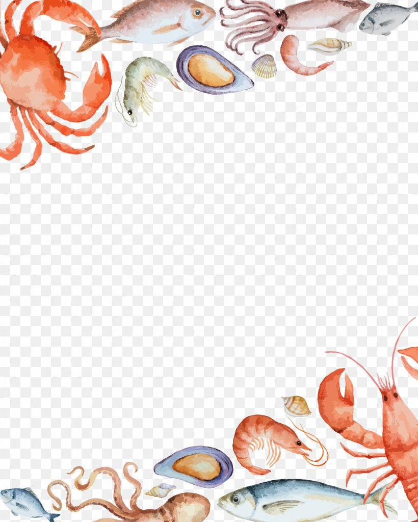 Seafood Crab, PNG, 1667x2083px, Lobster, American Lobster.