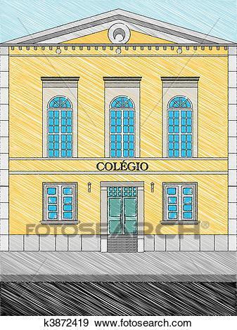 Colegio clipart 2 » Clipart Portal.