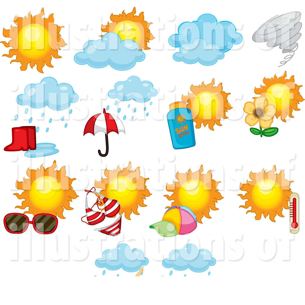 Weather Pictures Clipart Colematt Illustration Sample.
