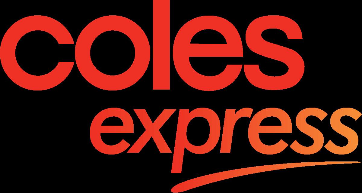 Coles Express.