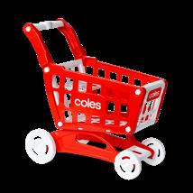 Coles Supermarkets.