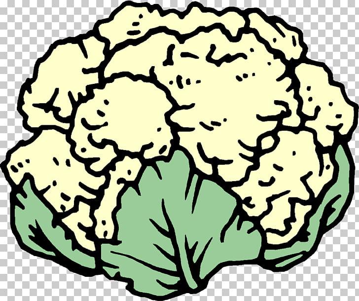 Coliflor brócoli col, coliflor PNG Clipart.