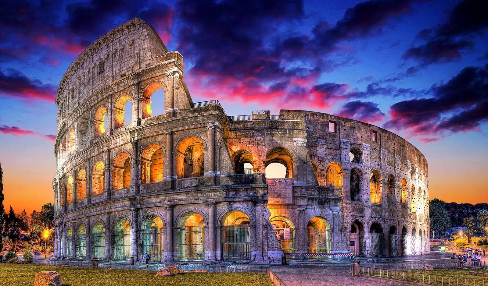 Coliseum.