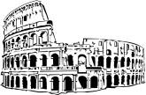 Coliseum clipart - Clipground
