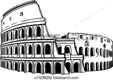 Rome Clipart.