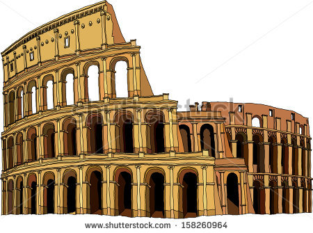 Colosseum vector free vector download (7 Free vector) for.