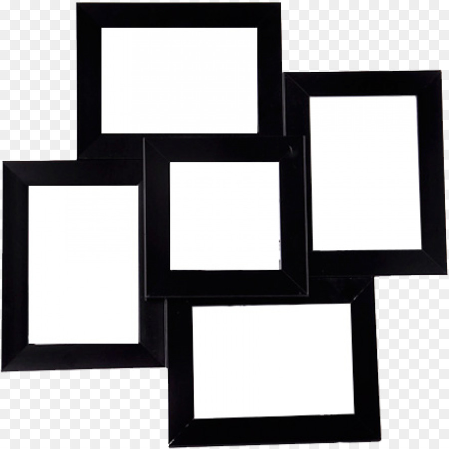 Picture Frames Collage.