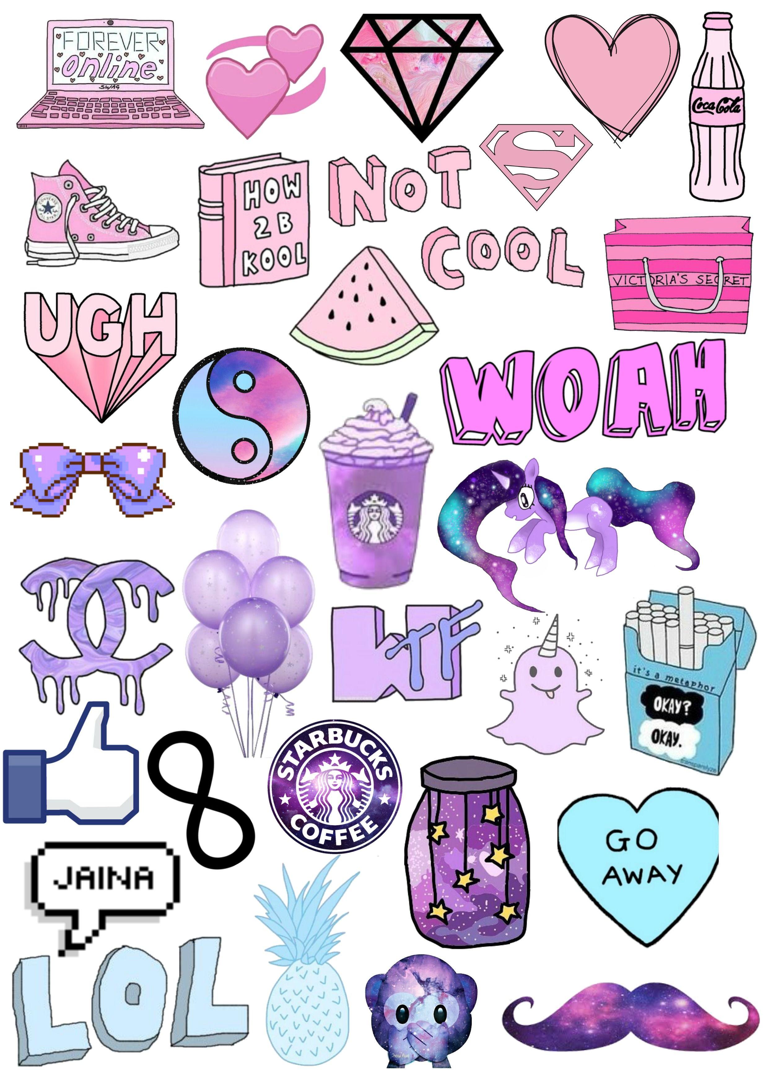 Tumblr collage.
