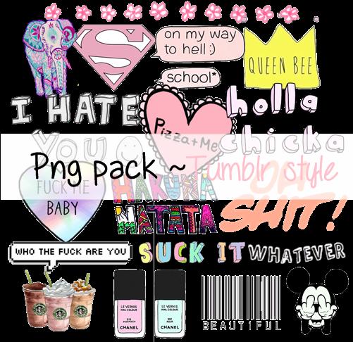 Download Tumblr Overlays Png Collage Svg Download.