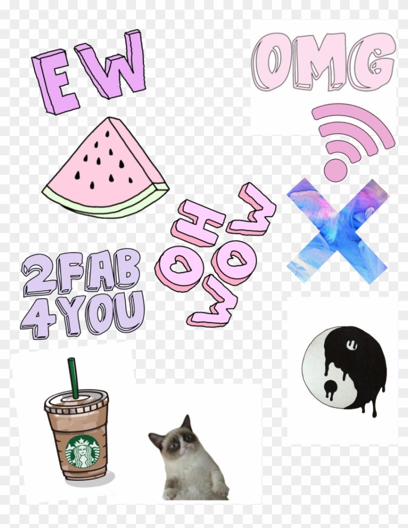 Clip Art Download Kanye Transparent Tumblr Collage.