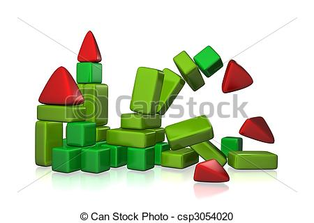 Collapse Clipart.