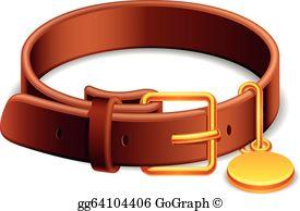 Dog Collar Clip Art.
