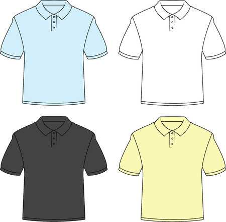 75 Collared Shirt Stock Illustrations, Cliparts And Royalty.