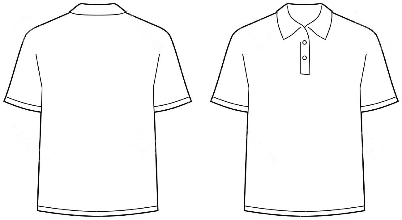 T Shirt Template Vector Free Download at GetDrawings.com.