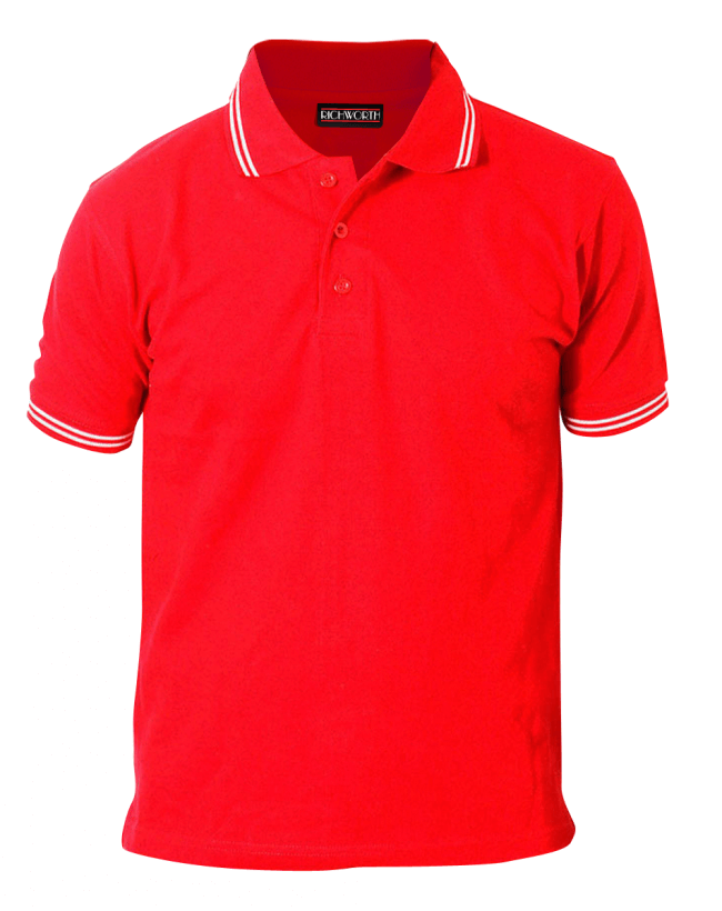 Clothing,Polo shirt,Red,T.