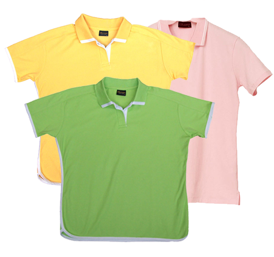 Ladies Legend Golf Shirt.