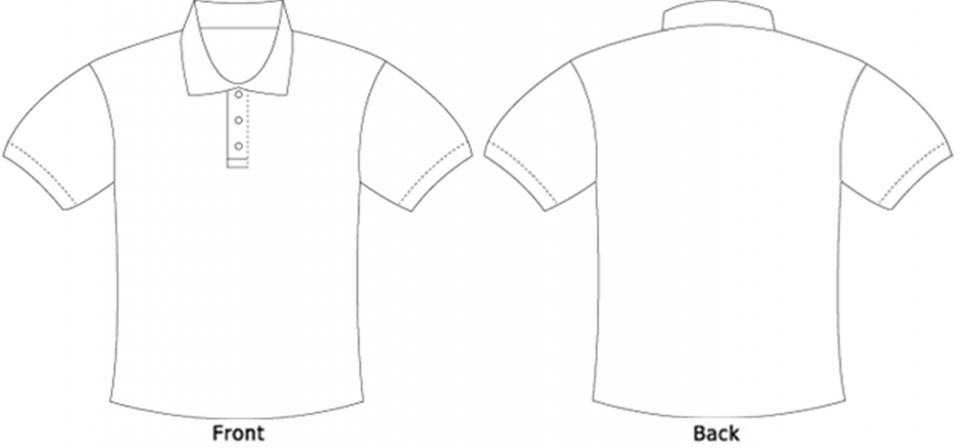 Free Polo Shirt Template, Download Free Clip Art, Free Clip.