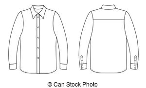 Collared shirt Illustrations and Clipart. 3,331 Collared shirt.