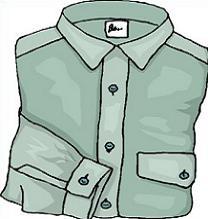 Dress Shirt Sleeve Clipart.