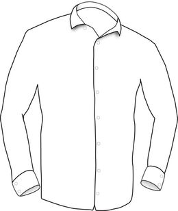 Shirt clipart collar shirt, Shirt collar shirt Transparent.