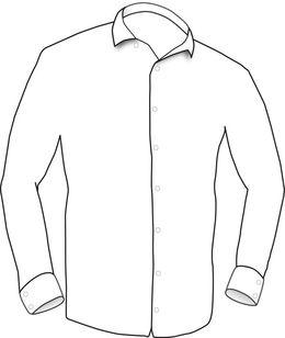 Shirt clipart collar shirt, Shirt collar shirt Transparent.