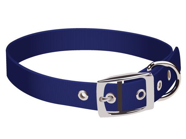 Vector Dog Collar.