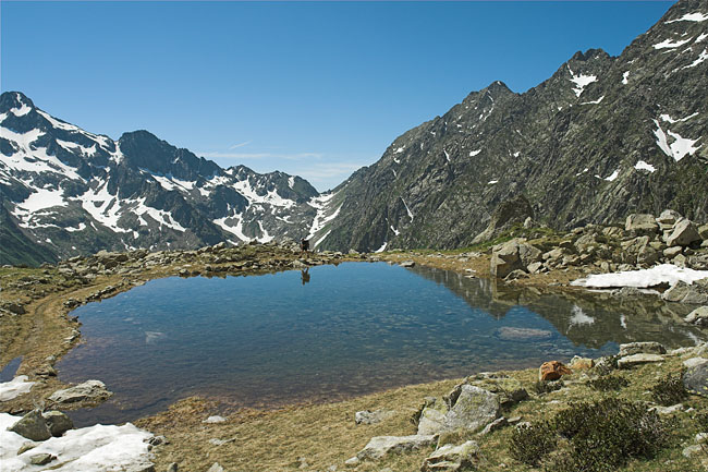 Photographs of the Maritime Alps.