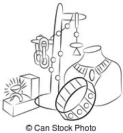 Collectable clipart.