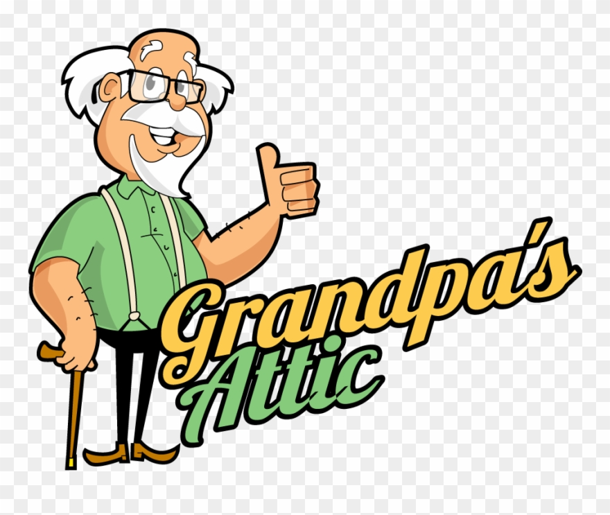 Grandpa\'s Attic Collectibles Clipart (#2343523).