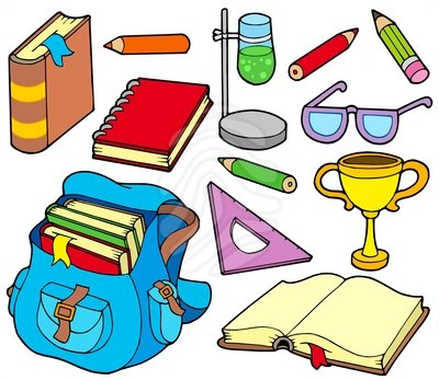 Clip art image collection.