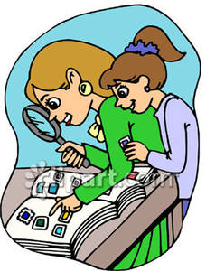 Collecting clipart.