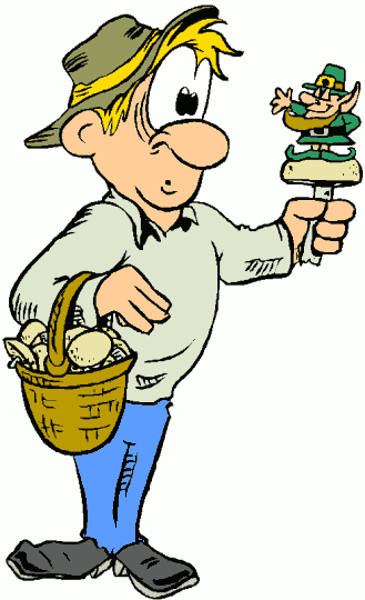 Free Mushroom Clipart.