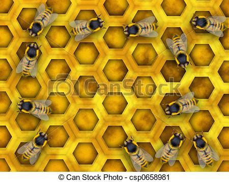 Clipart of honey.